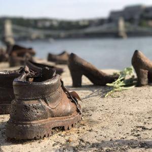 多瑙河畔鞋旅游景点攻略图