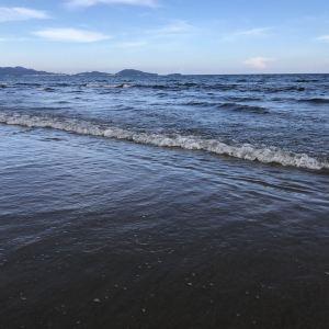 蓝袍湾旅游景点攻略图