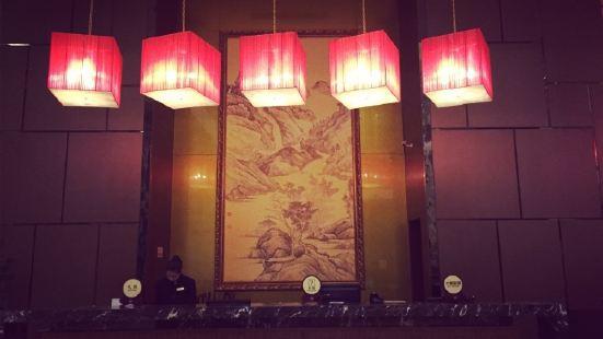 寧鄉灰湯紫龍灣溫泉酒店-宴賓廳
