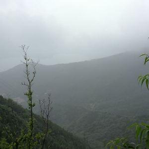 蟒山国家森林公园旅游景点攻略图