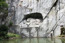 琉森狮子纪念碑