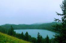阿尔山之驼峰岭天池