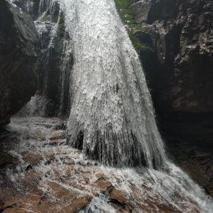 关山国家地质公园旅游景点攻略图