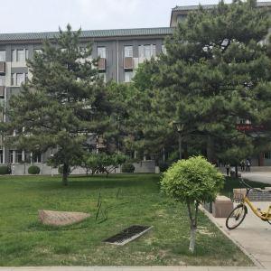 中国传媒大学旅游景点攻略图