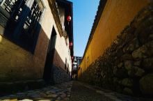 丽水景宁的古民居,色彩像小时候一样明快