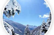 """雪景美到爆!四川多个景区下雪,是时候一起去""""白头""""了!"""