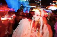 万圣潮玩尖叫来袭,来上海欢乐谷遇见第五人格