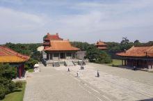 沈阳北陵公园,满汉建筑融合的典范