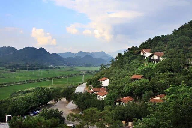 Qidong Hot Spring Town3