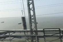 鄱阳湖大桥上看鄱阳湖