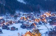 国内唯一能看极光的小县城,雪景丝毫不输北海道,承包着冬季所有的浪漫!