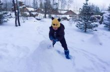 长白山滑雪亲子游