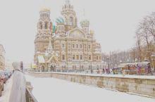 圣彼得堡的滴血教堂