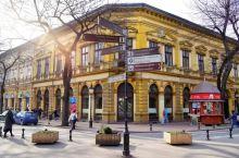 塞尔维亚——苏博蒂察的开裂教堂