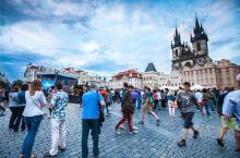 从日出到日落,感受布拉格老城