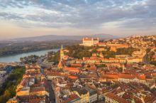斯洛伐克中心-布拉迪斯拉发城堡