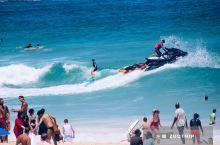 邦迪海滩满足了我对澳洲的全部幻想