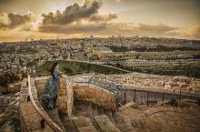 站在橄榄山上看耶路撒冷三千年