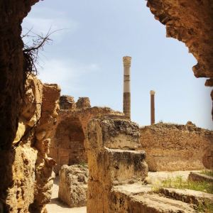 迦太基古城遗址旅游景点攻略图