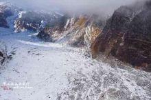 #向往的生活# 冬季海螺沟,一片冰雪世界