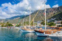 #向往的生活#沉醉在土耳其绿松石海岸