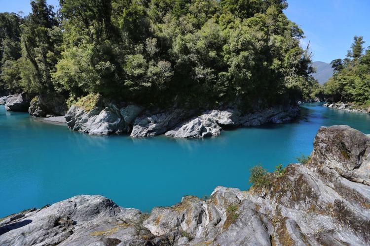 Hokitika Gorge Walk3