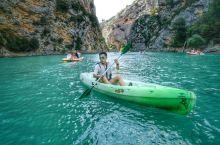 泛舟南法最美湖泊——圣十字湖#向往的生活