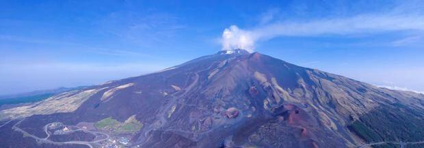 埃特納火山2