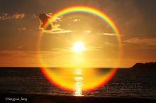 到白沙滩看午夜太阳永不落