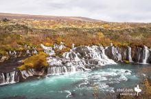 #自然奇景# 冰岛熔岩瀑布