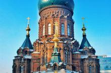 哈尔滨标志建筑,圣索菲亚教堂