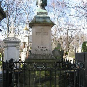 拉雪兹公墓旅游景点攻略图
