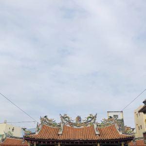 鹿港城隍庙旅游景点攻略图