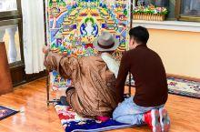 77岁国家级唐卡神匠常年免费招收学徒,最优秀的已成省级大师