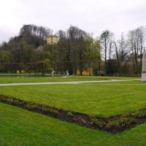 海尔布伦宫旅游景点攻略图