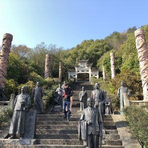 龙山岛旅游景点攻略图