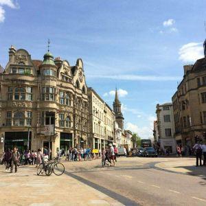 牛津街旅游景点攻略图