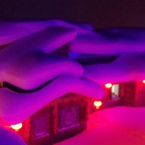 雪乡棒槌山观景台旅游景点攻略图