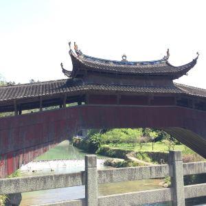 溪东桥旅游景点攻略图
