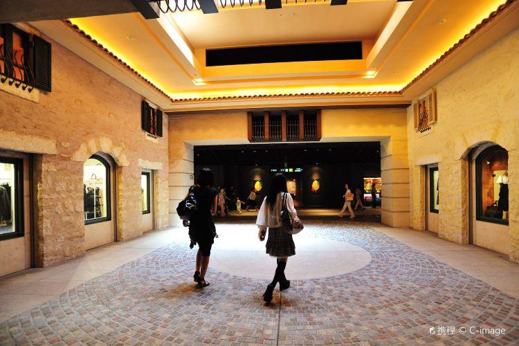 Tenjin Underground Shopping Center2