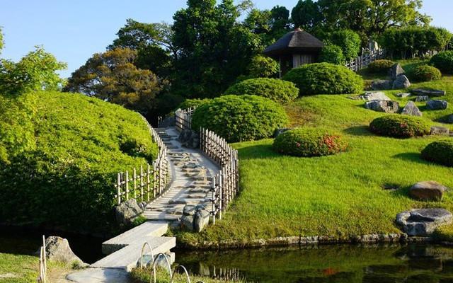 日本最特色的园林,最经典的古城,最特殊的美术馆,最好吃的土特产