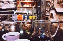 每日一咖-店内的那些晃眼的咖啡器具,各种咖啡一次尝个够!
