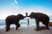 泰国普吉岛婚纱照,纵使千里与你相遇在普吉岛的婚纱摄影之旅
