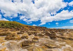 深澳岬角象鼻岩