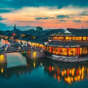 西塘游记图文-从电影世界到江南古镇,开启一场穿越之旅