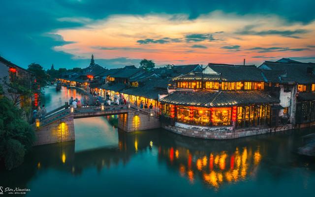 从电影世界到江南古镇,开启一场穿越之旅