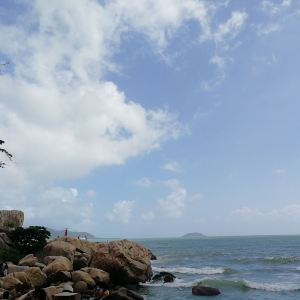 钟屿石岬角旅游景点攻略图