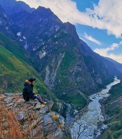 [迪庆游记图片] 香格里拉秘境之路:见证虔诚信仰,爱上雪山之巅的浪漫
