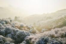宁波冬季雪景的撒野圣地——奉化溪口徐凫岩