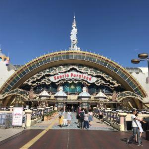 东京Hello Kitty乐园旅游景点攻略图